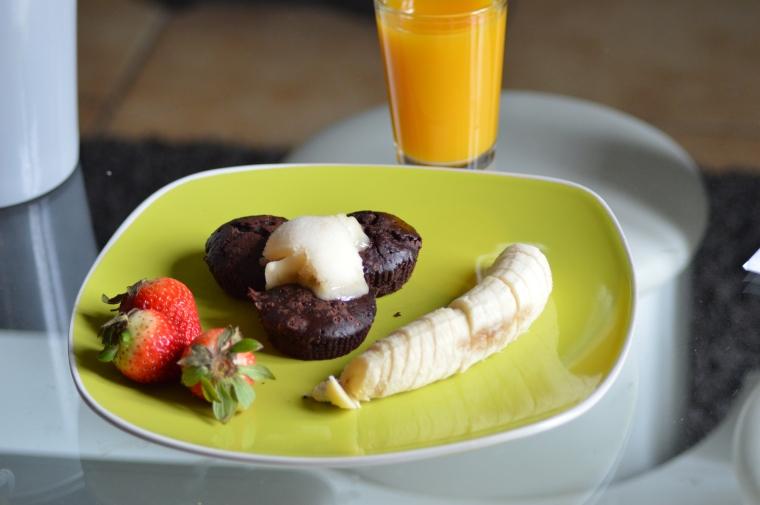 Au petit-déjeuner ou en dessert, à vous de choisir.